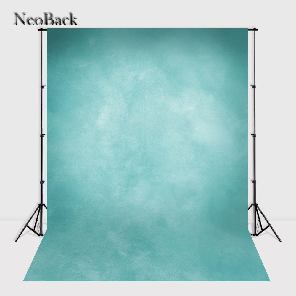 NeoBack Vinyl Cloth Abstract Mint Old Master Photography backgrounds Digital Printed Professional Portrait Studio Photo P1407