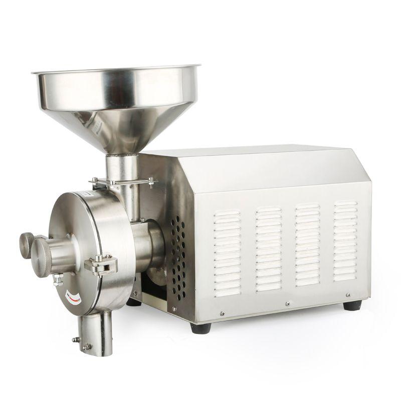 Kommerziellen hohe effizienz Korn Mühle, Herb Spice, Mais, Soja Schleif Maschine