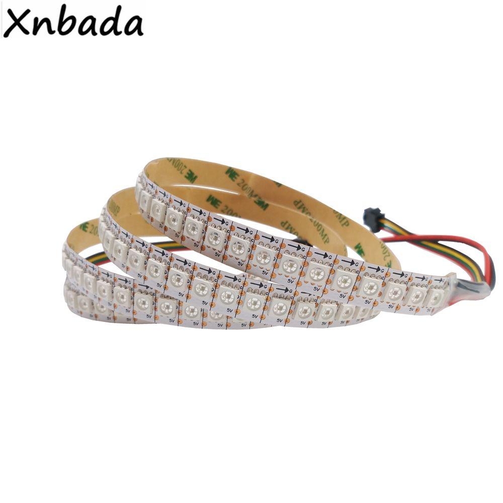 1M/2M/3M/4M/5M Led Pixel Strip APA102,30/60/144Leds/Pixels/m IP30/IP65/IP67 DATA and CLOCK Seperately DC5V