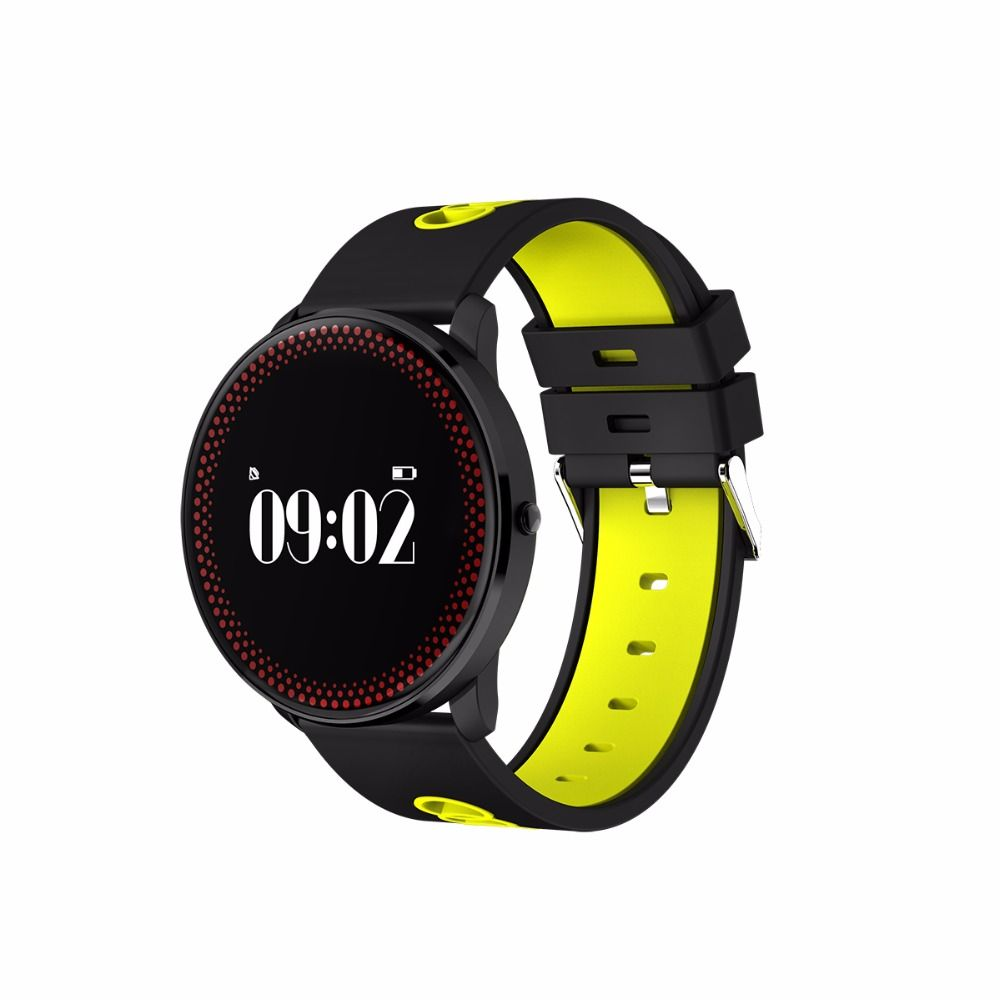 Smartch CF007 Smart Band Watches Blood Pressure Heart Rate Monitor IP67 Waterproof Bracelet For Android IOS Phone