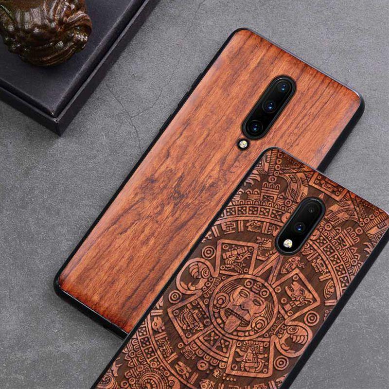 2019 nouveau pour Xiao mi 9 étui mince en bois couverture arrière étui antichocs en polyuréthane thermoplastique sur Xiao mi 9 Xio mi mi 9 SE coques de téléphone