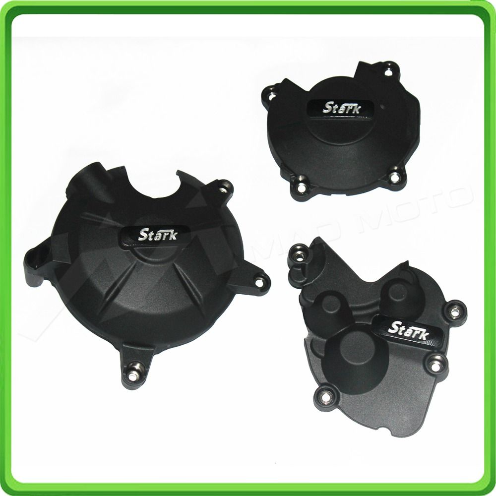 Racing Engine Cover Set Protection Guard For Kawasaki ninja ZX-6R ZX6R ZX 636 ZX636 2013 2014 2015 2016 2017
