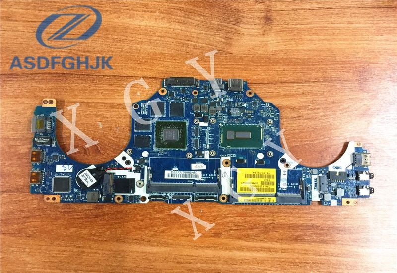 Laptop Motherboard FOR Dell FOR Alienware 13 M13X Motherboard ZAP00 La-a302p I7-5500u DDR3L non-integrated N16P-GX-A2