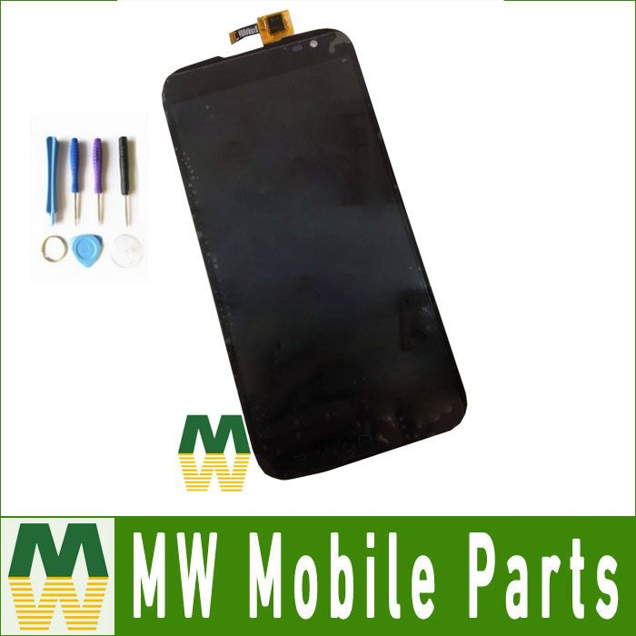 High Quality Black Color 1PC /Lot For Gigabyte GSmart Saga S3 LCD Display +Touch Screen Assembly with tools