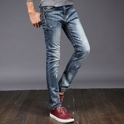 2018 Mode solide couleur jeans TWY