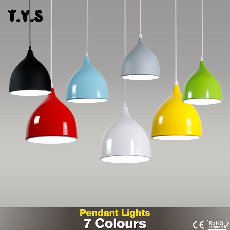 Moderne Led Anhänger Licht Restaurant Hängen Lampe Indoor Hause Deco Beleuchtung für Kinder Schlafzimmer Esszimmer Suspension Leuchte