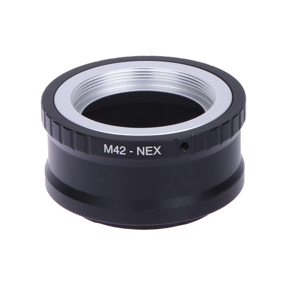 Kamera Objektiv Mount Adapter Ring M42-NEX Für M42 Objektiv Und für SONY NEX E Berg Körper für NEX3 NEX5 NEX5N NEX7 Objektiv Mount Adapter