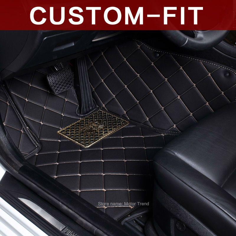 Custom fit auto fußmatten für Mazda 3/6/2 MX-5 CX-5 CX-7 3D auto-styling schwere alle wetterschutz teppichboden liner
