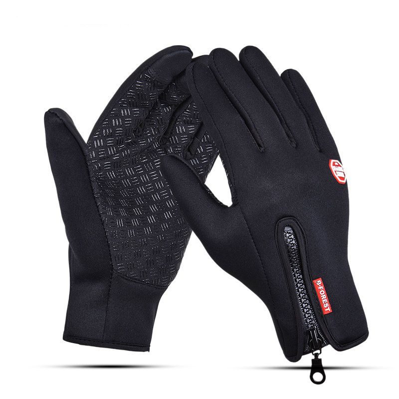 Fishing Gloves Full Finger Neoprene PU Breathable Leather Warm Pesca Fitness Carp Fishing Accessories Winter Fishing Gloves