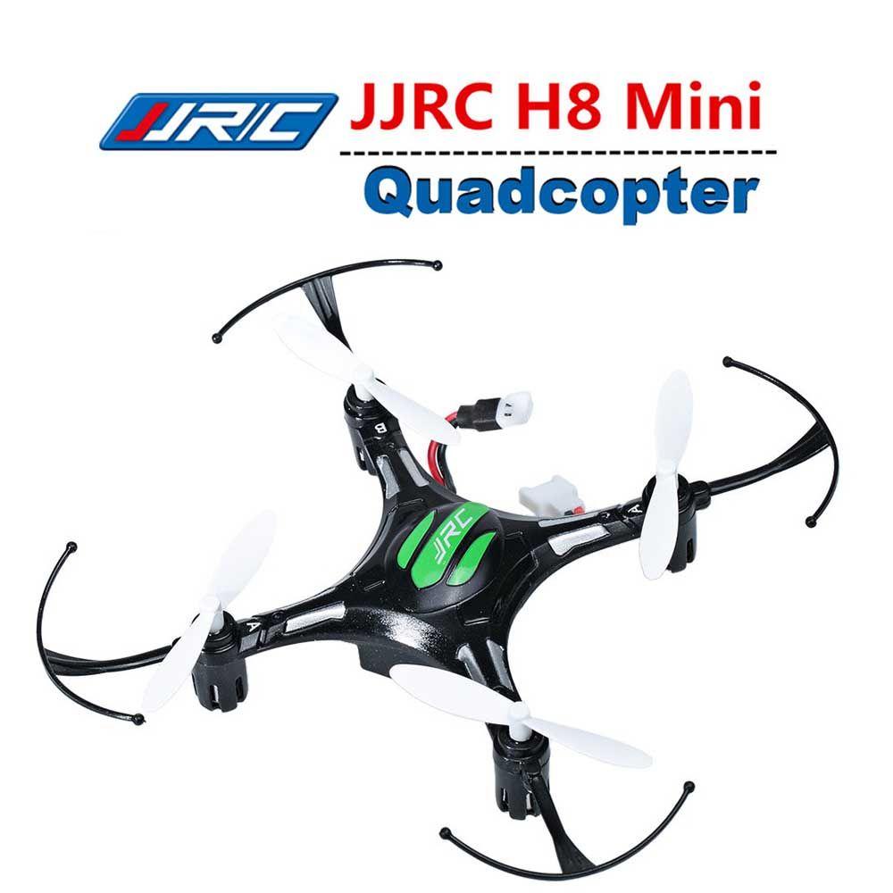 Drone JJRC H8 RC Mode sans tête Mini Drones quadricoptère gyroscopique 6 axes 2.4GHz 4CH Dron hélicoptère de retour à une clé VS H37 H31