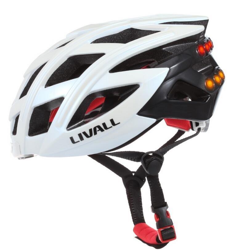 Fahrradhelm Bluetooth Zyklus Helme Smart Sicherheit Fahrradhelm Intelligente Fahrradhelm mit Rücklicht Blinker BH60