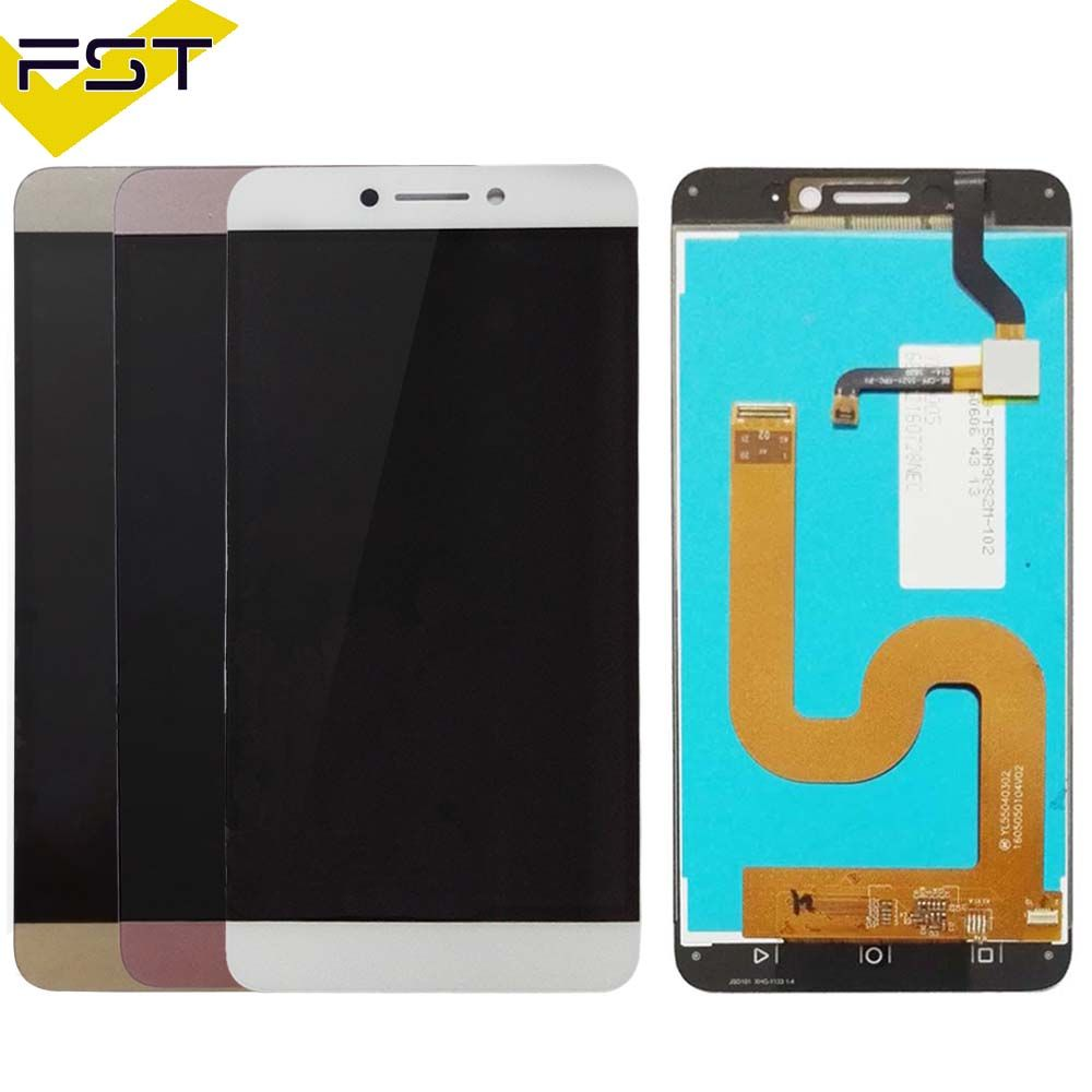 100% Tested LCD Touch Screen For <font><b>Cool1</b></font> Dual C106 LCD Display For Letv LeEco Coolpad Cool 1 Digitizer Sensor Glass Panel Assembly