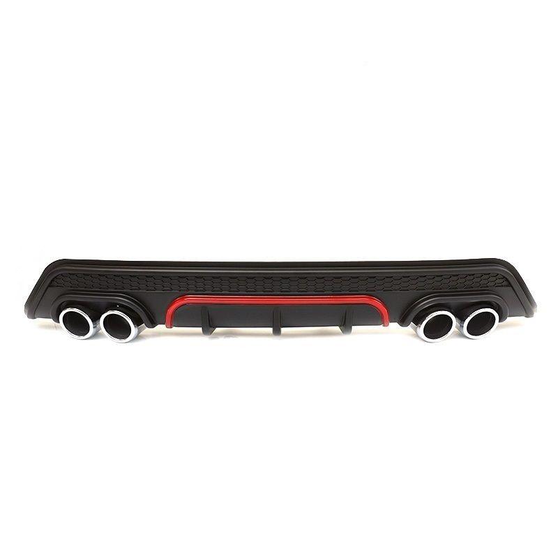 Hinten Diffusor Lip tuning Auto Autos Zubehör Verbesserte Dekoration Front Stoßstangen schutz 14 15 16 18 FÜR Honda Fit