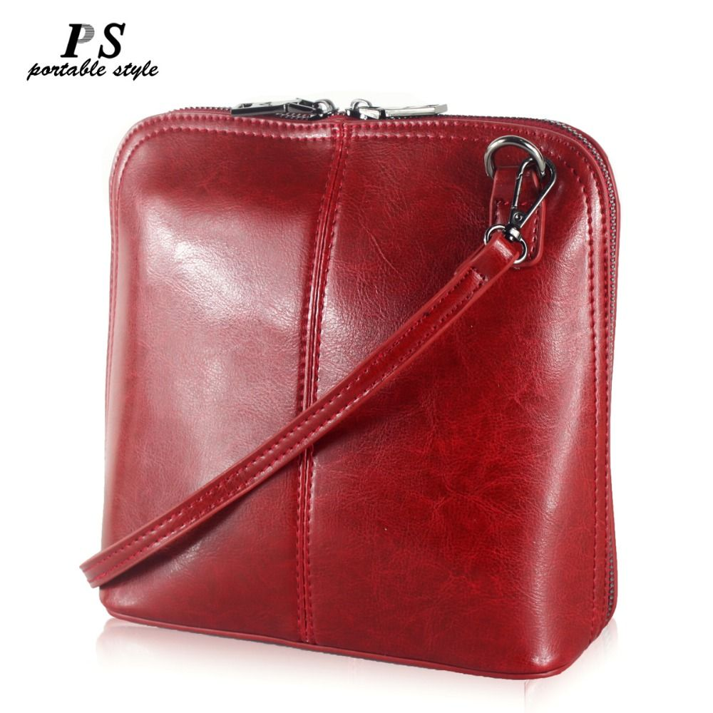 PORTABLE STYLE Tassel Genuine Leather Handbag Women Bag Female Shoulder Crossbody Bag Suede Leather Women Messenger Tote Bag