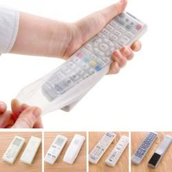 Hot Sale Tas Penyimpanan TV Remote Control DUST Cover Pelindung Pemegang Organizer Item Rumah Gear Stuff Aksesoris Persediaan