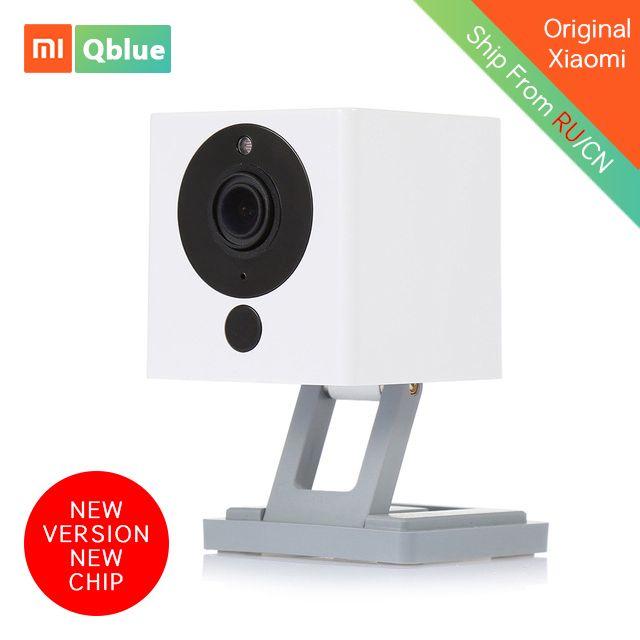 Xiaomi Mijia Xiaofang Dafang caméra intelligente 1 S caméra IP nouvelle Version T20L puce 1080 P WiFi APP caméra de contrôle pour la sécurité à la maison
