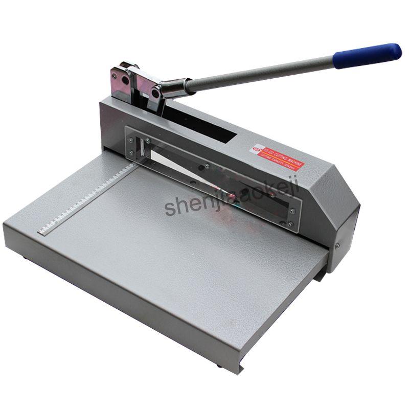 Starke Scheren cuting messer Aluminium Blatt Cutter Heavy Duty PCB Board Polymer Platte Metall Stahl Blatt Schneiden Maschine Scher