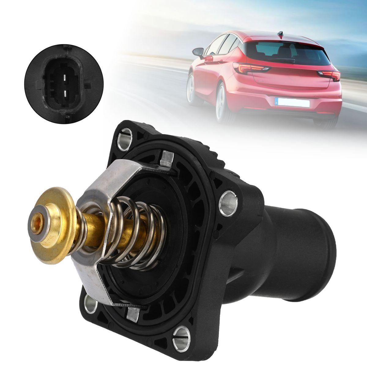 #55564891 #55587349 Thermostat With Housing For Chevrolet/Opel/Vauxhall Aveo Astra J Insignia Mokka Zafira C GTC 2009 2010 2011
