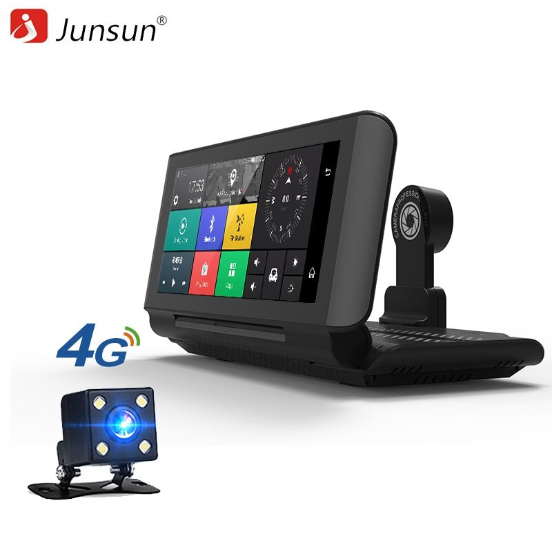 Junsun E29 Pro Car DVRs GPS 4G 6.86