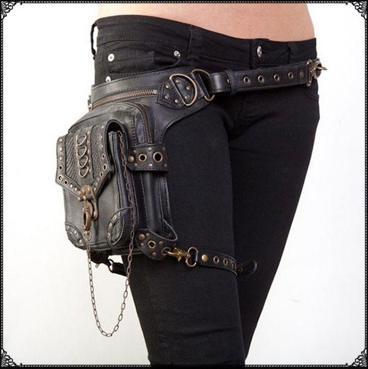Multifonctionnel militaire vintage homme femme taille Pack armes et tour jambe sac de poche étanche goutte utilitaire cuisse