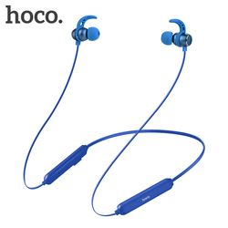 HOCO Bluetooth Headphones with Microphone Remote Stereo Earbuds in-Ear Hook Wireless Headset Earphones For iPhone Samsung Phones