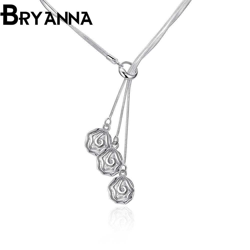 L013 Fashion Metal Necklace Baby Teetining Necklace
