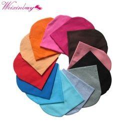 Unisex Bayi Lembut Crochet Newborn Bayi Anak Laki-laki Anak Perempuan Topi Katun Beanie Hangat Topi Permen Warna