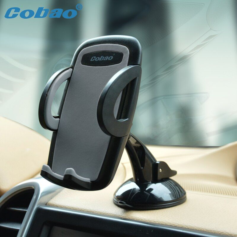 Cobao Universel De Pare-Brise de Voiture Support de téléphone support de voiture Pour iPhone 6 6 s 5S 5C 5g 4S MP3 iPod GPS Samsung Galaxy note