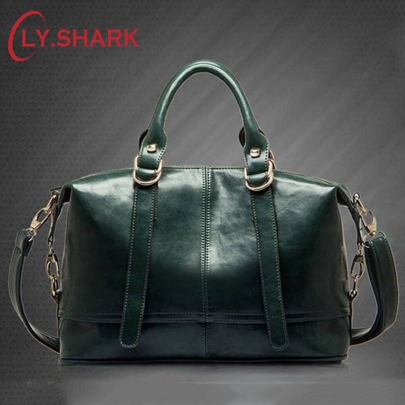 LY.SHARK Boston Women bag ladies women Messenger bags for women vintage designer handbags high quality famous brands tote bag