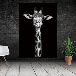 Top vente animal toile peinture Mur Photos pour Salon Art Décoration Photos No Frame morden impression