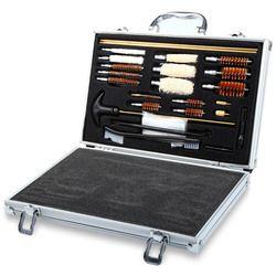 Universal Gun Cleaning Kit For Rifle Pistol Handgun Shotgun Professional Gun Cleaning Set Gun Brush Tool Hunting Accessories