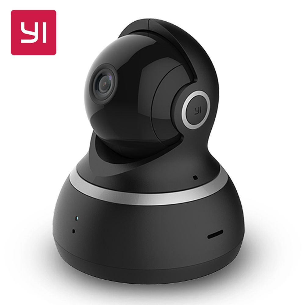 [International Edition]Xiaomi YI 1080p Dome Camera+32G Card 112