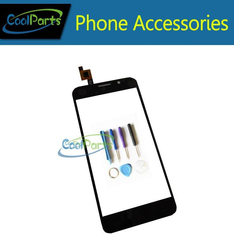 1PC/Lot High Quality For Gigabyte GSmart Alto A2 TTouch Screen Digitizer Touch Panel Glass With Tool Black Color