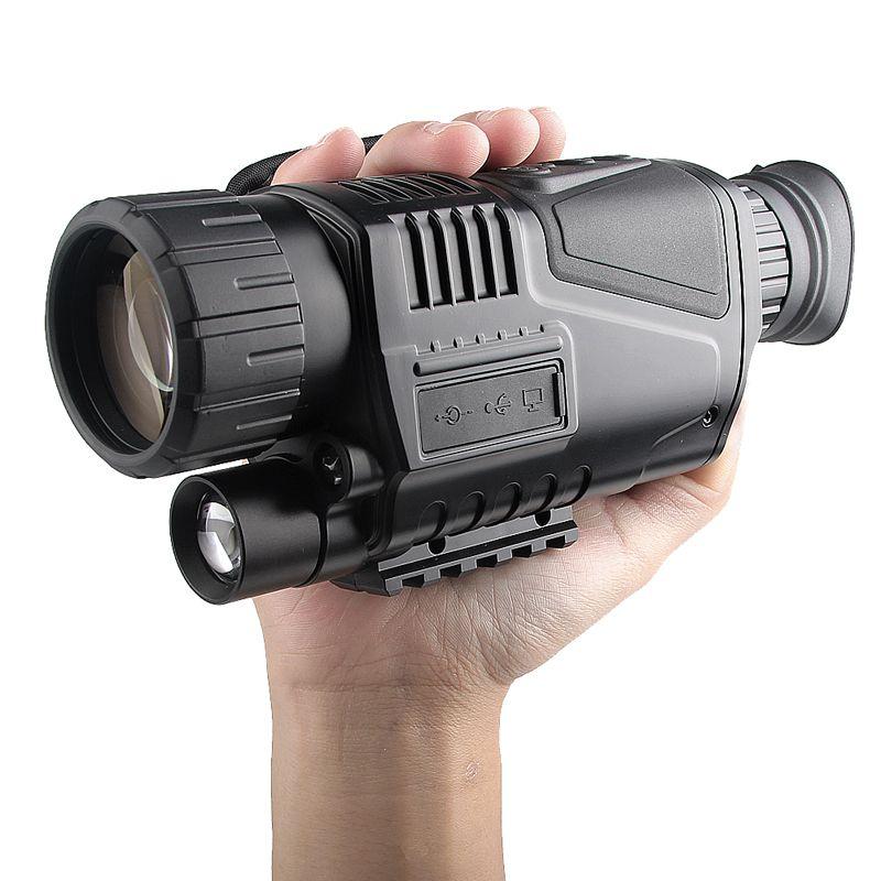 IR Digitale Nachtsichtgerät Umfang Infrarot Recording Teleskop 5X5 MEGAPIXEL Digitalkamera Nehmen Video Foto oder Bild 29-0003