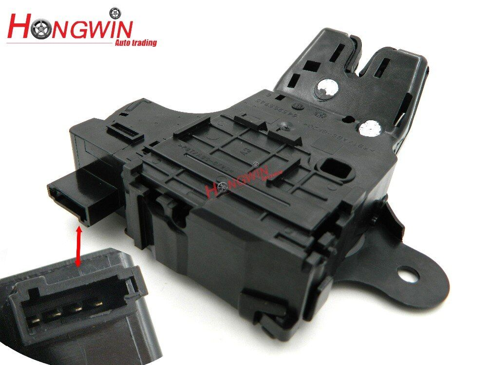 Trunk Lock Latch Actuator Fits Chery Buick Cadillac Chevrolet Curze 11-14 , 545255965 ,687996079 ,99905279,557795741, 13501988