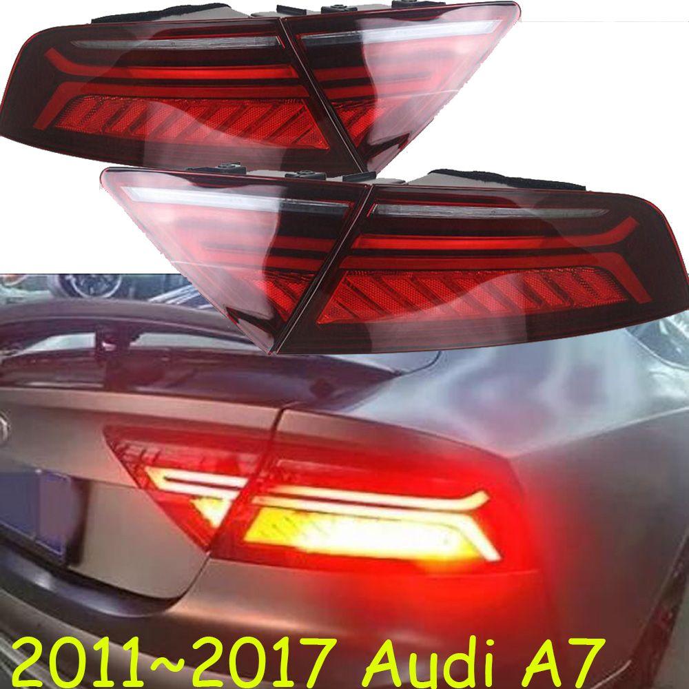 Dynamische, A7 rücklicht, limousine auto verwenden, 2011 ~ 2017, LED! auto zubehör, A4, A5, A8, A7 nebel licht, Q3, Q5, Q7, s3 S4 S5 S6 S7 S8; A7 hinten licht