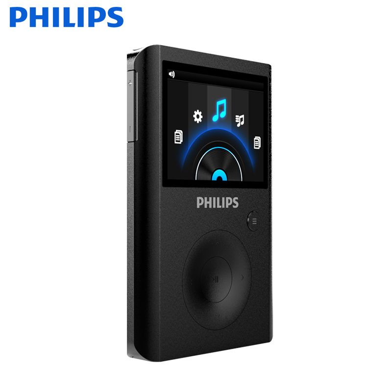 PHILIPS Sport MP3 Musik-player Bluetooth Recorder FM Radio Supprot 256 GB Tf-karte Clip mp3-player 32 GB