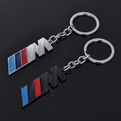Voiture Porte-clés Porte-clés Auto Porte-clés Porte-clés Pour BMW M 3 5 Performance E46 E39 E36 E60 E90 X1 X3 X5 X6 Car Styling Accessoires