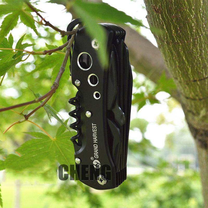 Couteau Pliant acier inoxydable Multitool Navajas Couteau Pliant armée Couteau de poche chasse Camping en plein air couteaux de survie