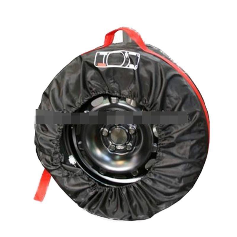 CHIZIYO Car Spare Tyre Cover Garage Tire Case Auto Vehicle Automobile Tire Accessories Summer Winter Protector Tire Storage Bag