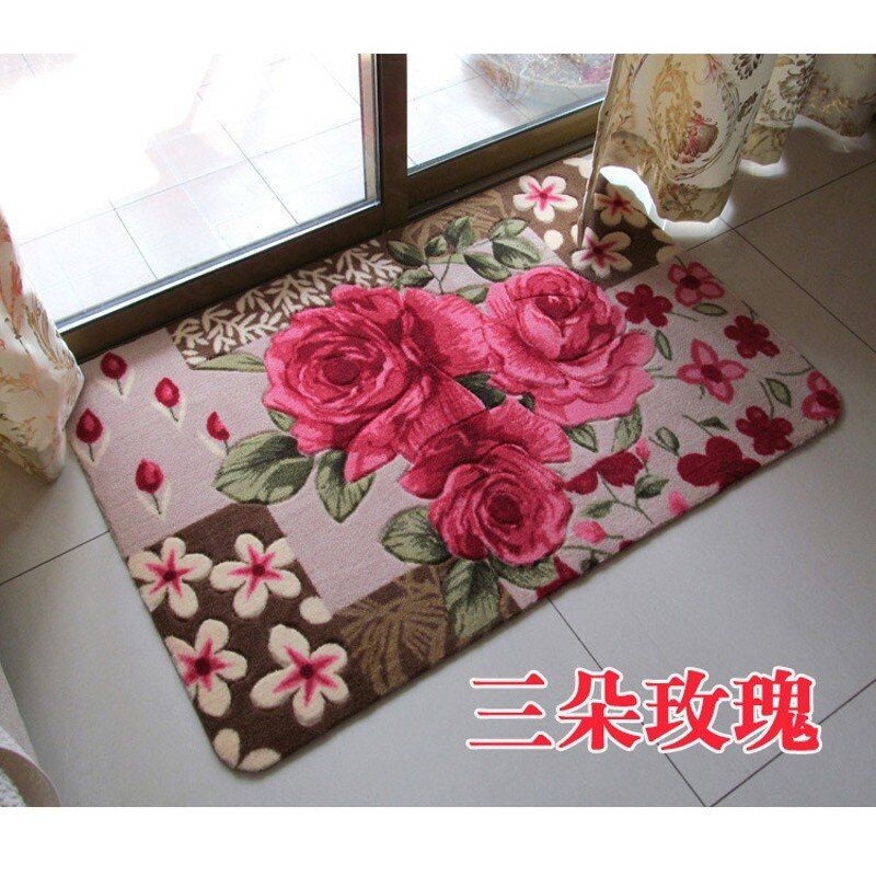 Beibehang matelas lagerstroémie à la mode tapis ultra-slip matelas maison tapis d'entrée coussins canapé matelas tapis