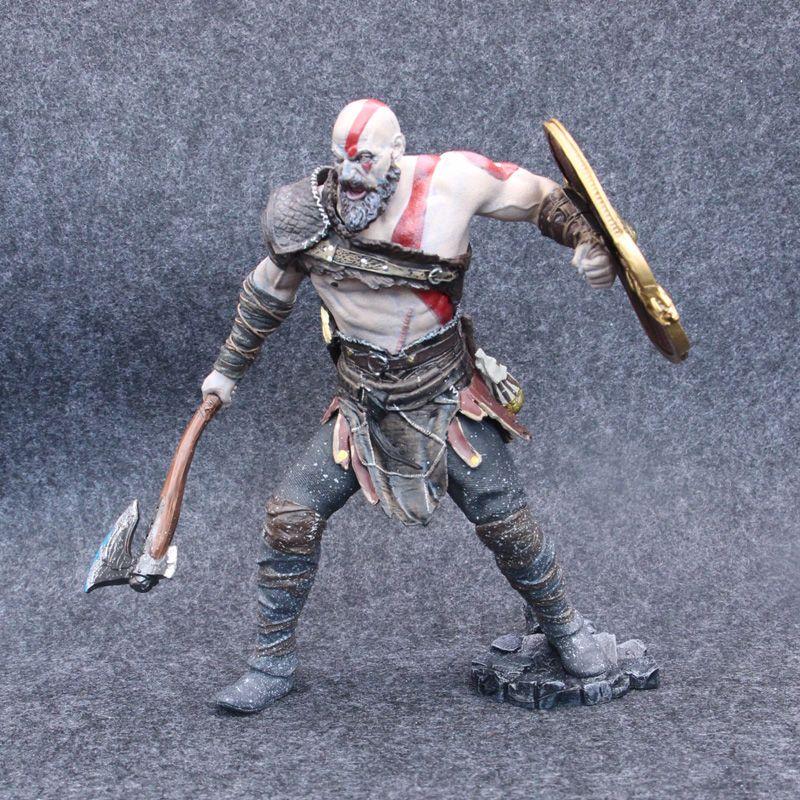 NECA Game God of War 4 Kratos 9