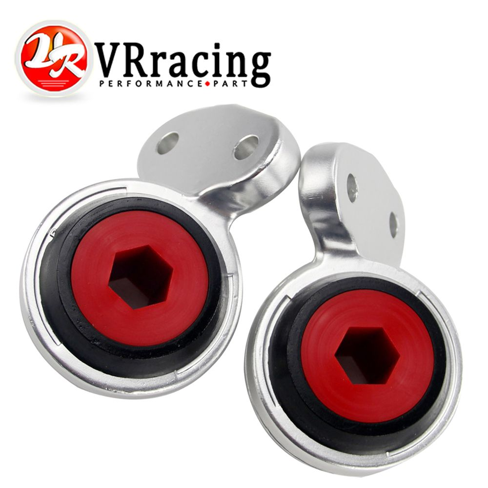 VR RACING - Front Control Arm Bushings For BMW E46 E85 325i 330i Z4 99-06 VR-CAB16