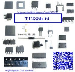 T1235h-6t triac, 12A 600 V TO-220AB 1235 T1235H HI TEMP 3 PCS/LOT