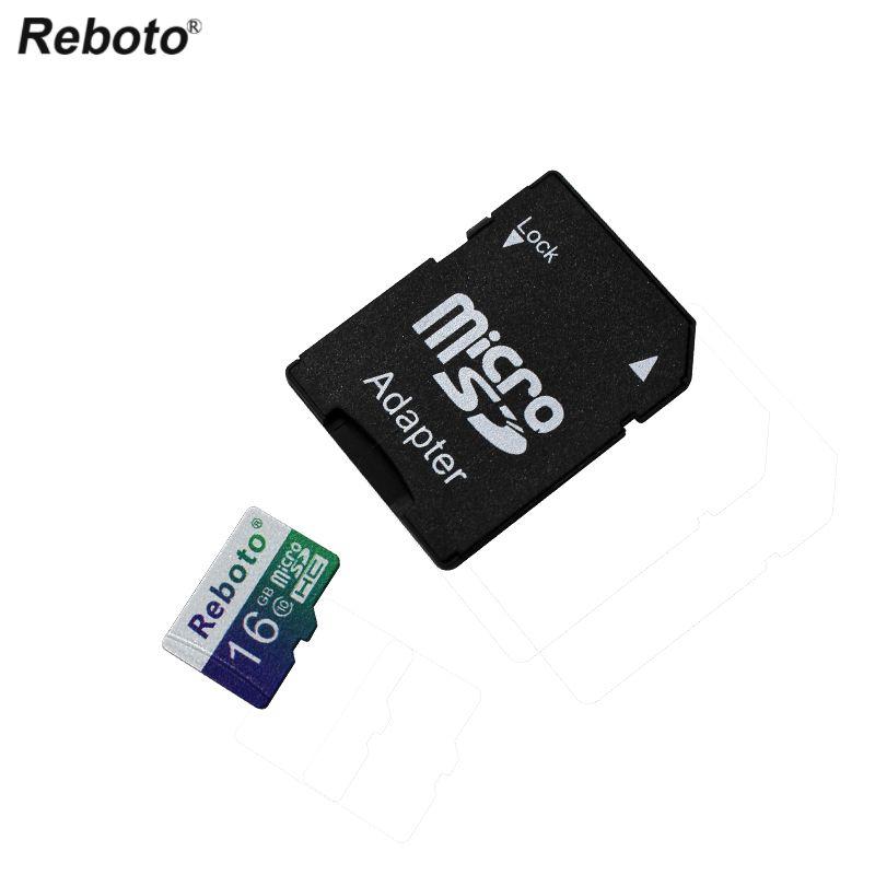 Real TF Card Full Capacity Memory Card 64GB 32GB 16GB 8GB 4GB Micro SD Card Mini Flash Card Microsd for Smartphone Tablet