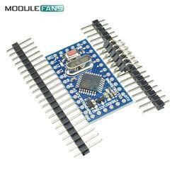 Pro Mini Module Atmega168 Atmega168P 16M 16mhz 5V For Arduino Nano Microcontrol Micro Control Board Replace Atmega328 Bootloader
