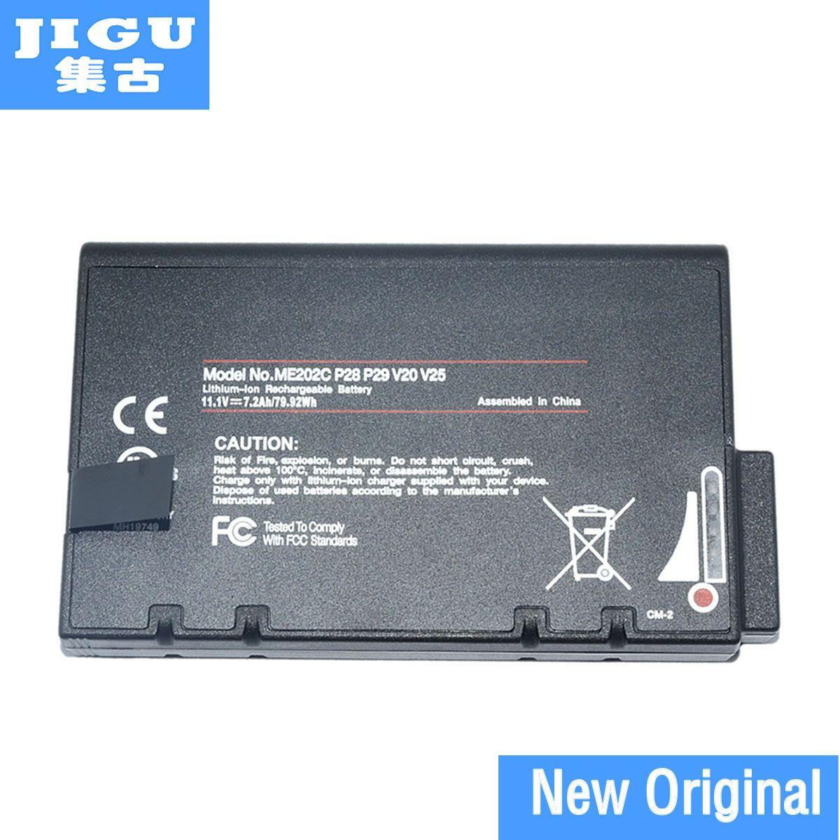 JIGU 33-01PI 338911120104 BP-LP2900 Original Laptop Batterie Für HASEE LI202S ME202C ME202EK RS2020 S400 GETAC 11,1 v 79.92WH