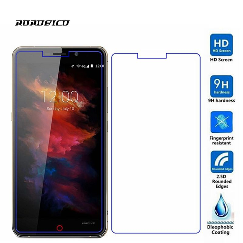 ROROBICO For UMI MAX Screen Protector 0.26mm 2.5D 9H Front Film Premium Toughened Explosion-Proof Tempered Glass