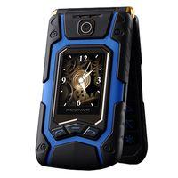 Mafam Land флип телефон Rover X9 двойной экран противоударный Dual SIM длинные FM мобильный телефон для пожилых людей P008