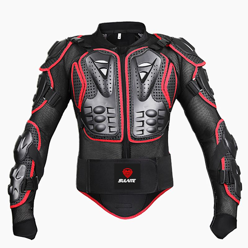 Motorcycle Turtle Jacket Moto Racing Protective Armor Motocross Off-Road Upper Body Protection Jaqueta Protective Gear